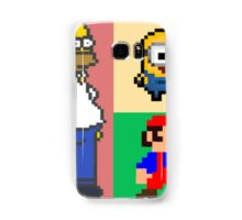 Iconic Cartoons! Samsung Galaxy Case/Skin