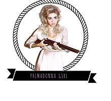Premadonna Girl by harrietcourtney