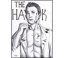 Hannibal - The Hawk Photographic Print