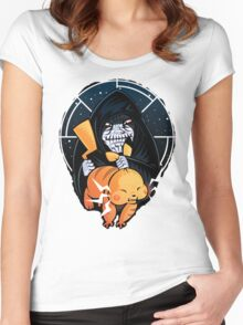 Force Poke Women's Fitted Scoop T-Shirt