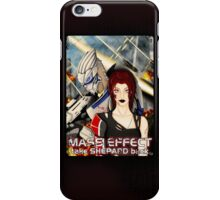 Take Shepard Back iPhone Case/Skin