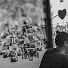 Man Eating Pho by John Violet