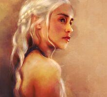 Daenerys by bamboozerz