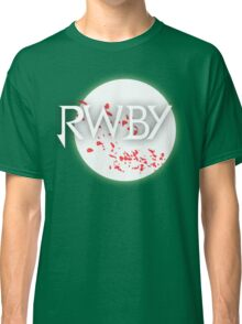 RWBY red moon blossoms Classic T-Shirt
