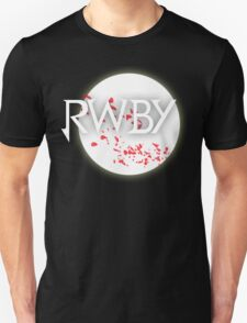 RWBY red moon blossoms Unisex T-Shirt