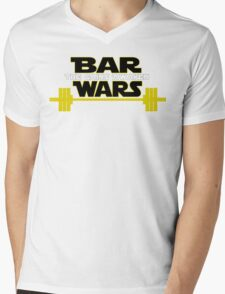 Star Wars - The Gains Awaken Mens V-Neck T-Shirt