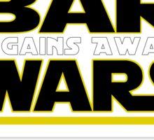 Star Wars - The Gains Awaken Sticker