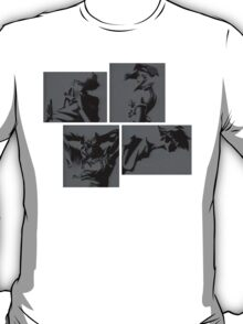 Cowboy Bebop Characters T-Shirt