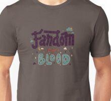 Fandom Before Blood Unisex T-Shirt