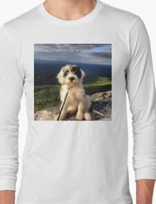 Mountain Pup Long Sleeve T-Shirt