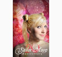 20th Anniversary Sailor Moon Live Action Poster Unisex T-Shirt