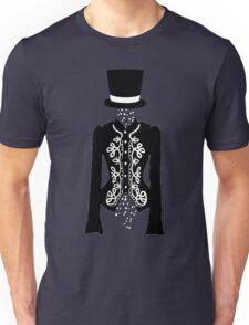 white rose ghost  Unisex T-Shirt