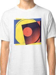 Pop Art Vinyl Record 1 Classic T-Shirt