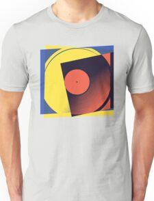 Pop Art Vinyl Record 1 Unisex T-Shirt
