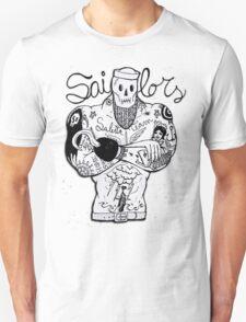 The Evil Bi.Sailor T-Shirt