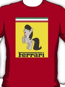 Octavia Likes Ferrari T-Shirt