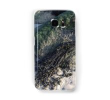 Seaweed On The Rocks At Low Tide Samsung Galaxy Case/Skin