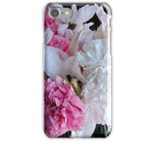 Bouquet of flowers 301 iPhone Case/Skin