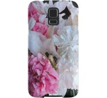 Bouquet of flowers 301 Samsung Galaxy Case/Skin