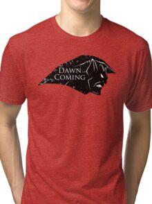 Gargoyles - Dawn is Coming Tri-blend T-Shirt