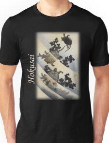 Hokusai - Turtles Unisex T-Shirt
