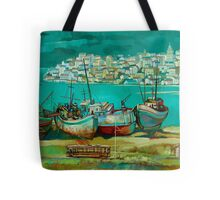 Old District Tote Bag