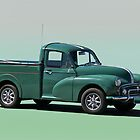 1960 Morris Minor 1000 Pick-Up by DaveKoontz