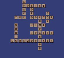 Scrabble Who Unisex T-Shirt