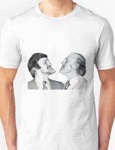 Jimmy and Bruce, Chin Up Unisex T-Shirt