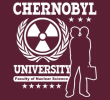 Chernobyl University T-Shirts and Hoodies by TropicalToad
