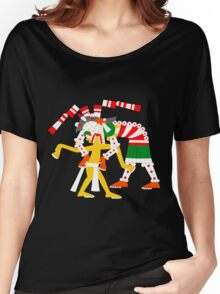 Aztec zombie Women's Relaxed Fit T-Shirt