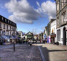 Keswick Main Street by Tom Gomez