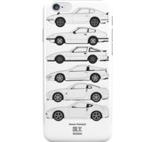 Nissan Fairlady Z History iPhone Case/Skin