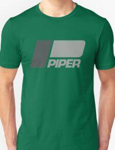 PIPER AIRCRAFT - RETRO LOW VIZ Unisex T-Shirt