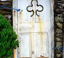 Doorway to Ireland by Cecilia Carr