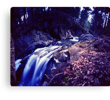 Honey Hollow 4, Bolton, Vermont Canvas Print