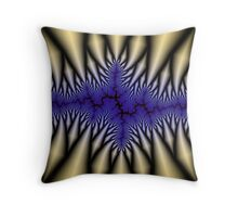 Fractured! Throw Pillow