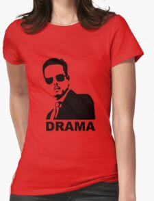 Johnny Drama - Entourage Womens Fitted T-Shirt