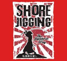 Shore Jigging by GKdesign