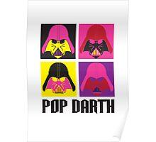 Pop Darth Poster