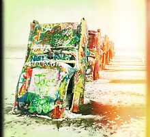 Cadillac Ranch by mikehull221