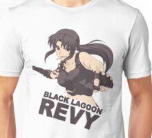 Revy Tri-Color Unisex T-Shirt