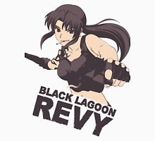 Revy Tri-Color Unisex T-Shirt