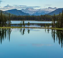 Mountain Lakes by Nordic-Photo