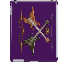 Two Fantastic Guitars iPad Case/Skin