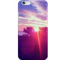 Cocoa Sunrise iPhone Case/Skin
