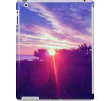 Cocoa Sunrise iPad Case/Skin