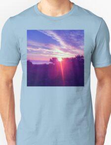 Cocoa Sunrise Unisex T-Shirt