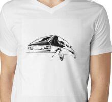 Volkswagen Golf MK1 Mens V-Neck T-Shirt