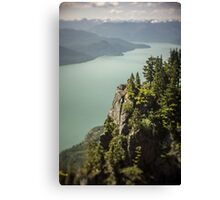 On St.Marks Summit Canvas Print